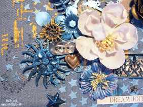 Denim Art Journal