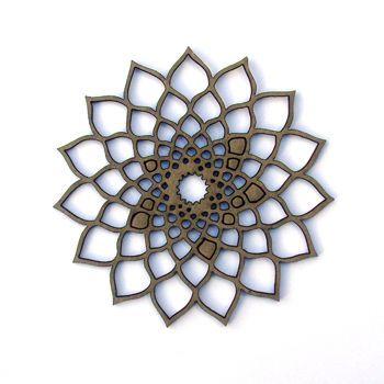 UmWowStudio Dahlia Mandala